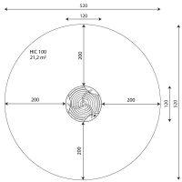 Kuva tuotteen Karuselli kolmelle V 0702-1 turva-alueesta