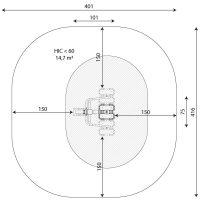 Kuva tuotteen Pendulum V 1107-1 turva-alueesta