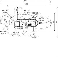Kuva tuotteen Suuri Merirosvolaiva V 3080 turva-alueesta