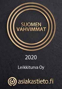 Suomen Vahvimmat - Leikkiturva