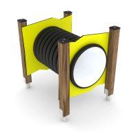 Kuva tuotteesta Ryömintätunneli VWD 1459, keltainen