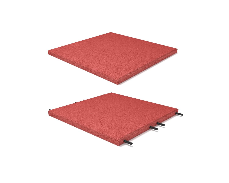 Kuva tuotteesta Terassiturvamatto FTTM, punainen