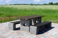Kuva tuotteesta Betonipöytä KB714, Kuva 1